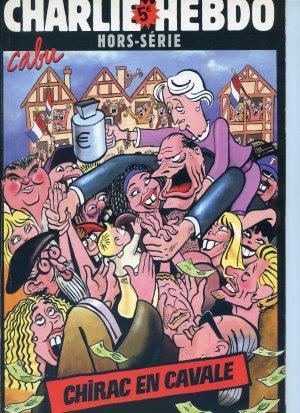 Chirac en cavale édition Simple