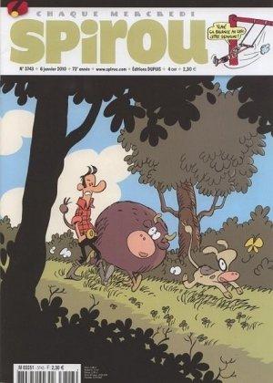 Le journal de Spirou # 3743
