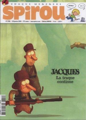 Le journal de Spirou # 3745