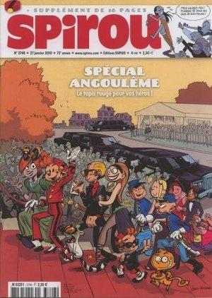 Le journal de Spirou # 3746