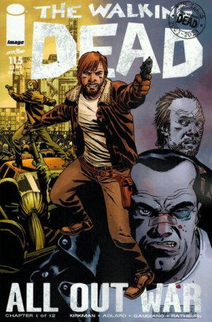 Walking Dead # 115 Issues (2003 - Ongoing)