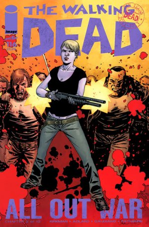 Walking Dead # 116 Issues (2003 - Ongoing)