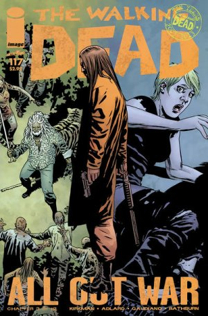 Walking Dead # 117 Issues (2003 - Ongoing)