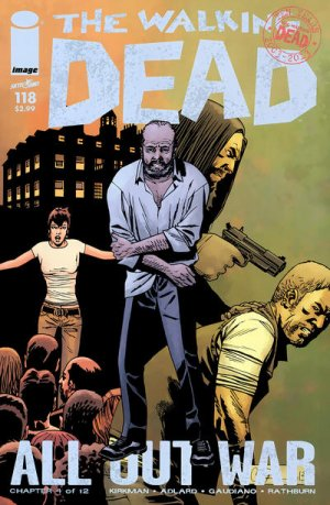 Walking Dead # 118 Issues (2003 - Ongoing)