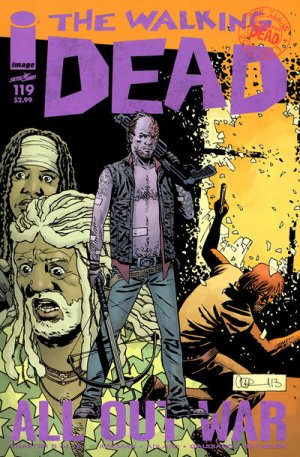 Walking Dead # 119 Issues (2003 - Ongoing)