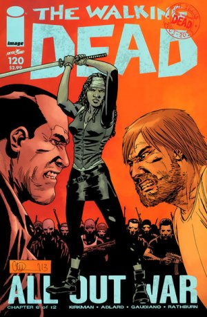Walking Dead # 120 Issues (2003 - Ongoing)
