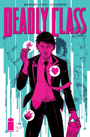 Deadly Class # 2 Issues (2014 - Ongoing)