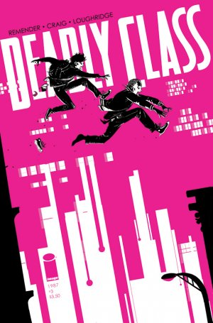 Deadly Class # 3 Issues (2014 - Ongoing)