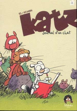 katz (Makaka) # 2