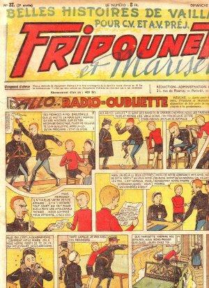 Fripounet Marisette édition 1947