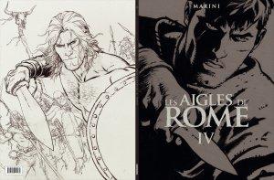 Les aigles de Rome édition Noir