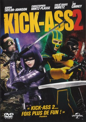 Kick-Ass 2 édition Simple