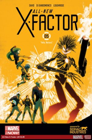 All-New X-Factor # 5 Issues (2014 - 2015)