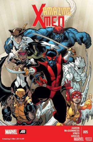 Amazing X-Men # 5 Issues V2 (2013 - 2015)