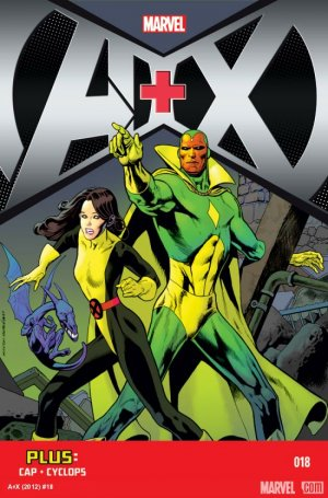 A+X # 18 Issues