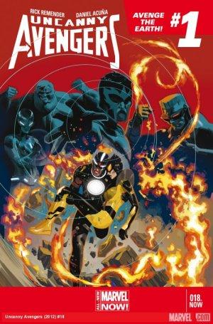 Uncanny Avengers # 18 Issues V1 (2012 - 2014)