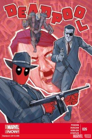 Deadpool # 26 Issues V4 (2012 - 2015)