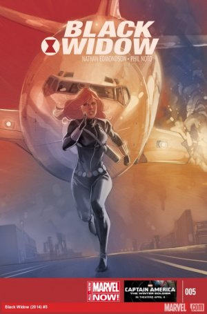 Black Widow # 5 Issues V5 (2014 - 2015)