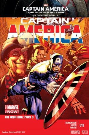 Captain America # 19 Issues V7 (2012 - 2014)