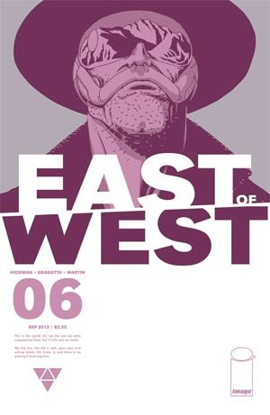 East of West # 6 Issues (2013 - Ongoing)