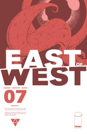 East of West # 7 Issues (2013 - Ongoing)