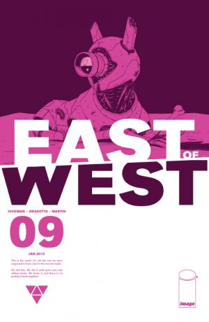 East of West # 9 Issues (2013 - Ongoing)