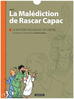La malédiction de Rascar Capac édition Simple
