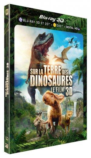 Sur la terre des dinosaures, le film 3D édition Combo
