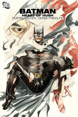Batman - Le Coeur de Silence édition TPB softcover (souple)