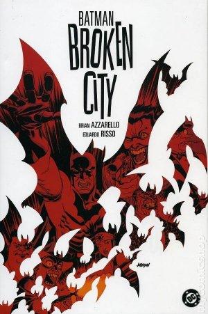 Batman - Cité Brisée édition TPB softcover (souple)