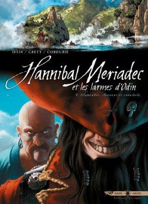 Hannibal Meriadec et les larmes d'Odin T.4