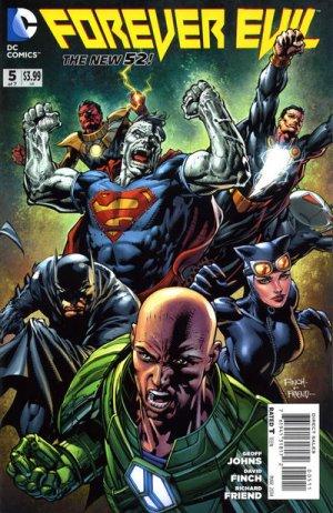 Forever Evil # 5 Issues