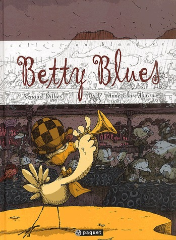 Betty Blues édition simple 2014
