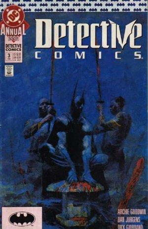 Batman - Detective Comics # 3 Issues V1 - Annuals (1988 - 2011)