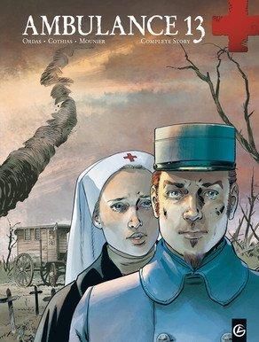 L'ambulance 13 édition intégrale version anglaise