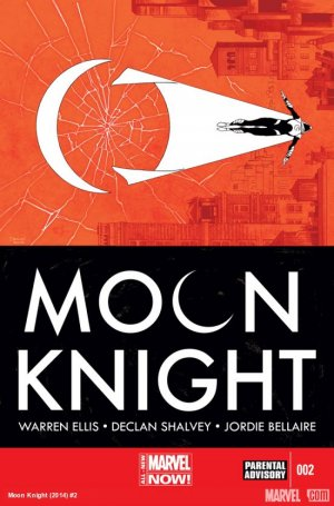 Moon Knight # 2 Issues V7 (2014 - 2015)