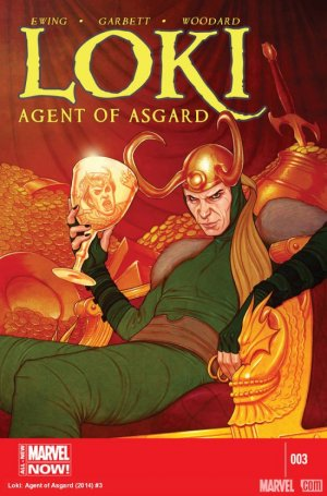 Loki - Agent d'Asgard # 3 Issues (2014 - 2015)