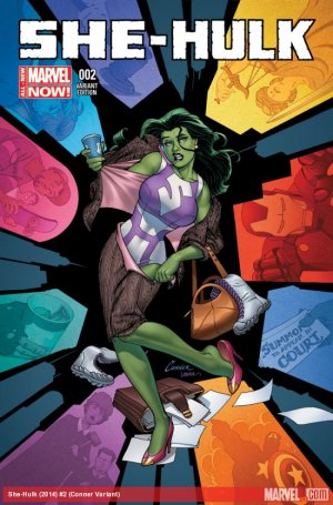 Miss Hulk # 2