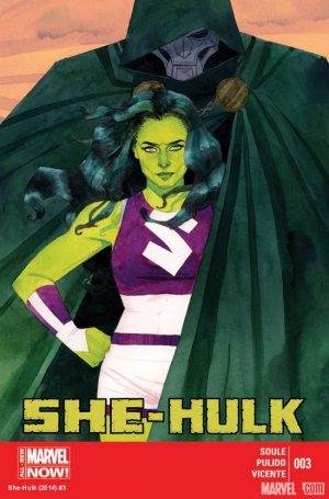 Miss Hulk # 3 Issues V3 (2014 - 2015)