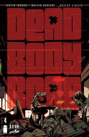Dead Body Road # 4