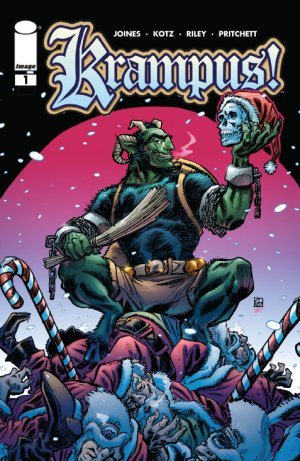 Krampus! édition Issues (2013 - 2014)