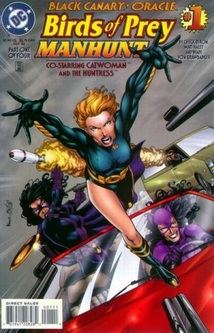 Birds of Prey - Manhunt édition Issues
