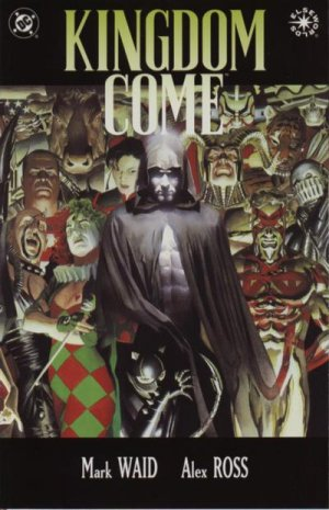 Kingdom Come # 1 Issues