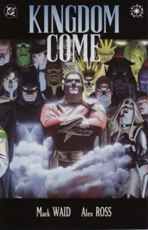 Kingdom Come # 3 Issues