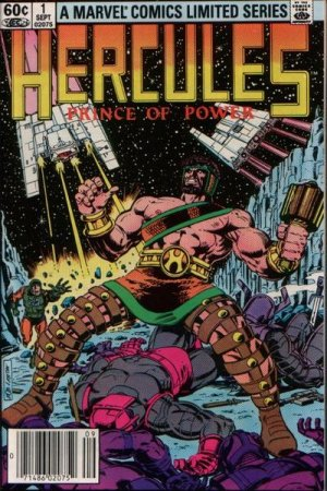 Hercules (Marvel) édition Issues V1 (1982)
