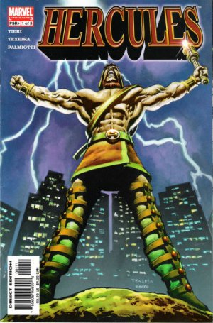 Hercules (Marvel) édition Issues V3 (2005)