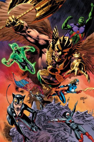 Justice League Of America # 14 Issues V4 (2013 - 2014)