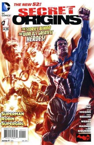 Secret Origins édition Issues V4 (2014 - 2015)