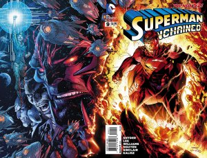 Superman Unchained # 9