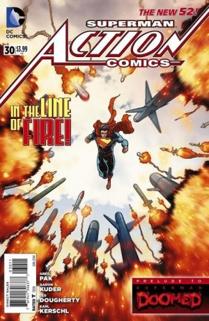 Action Comics # 30 Issues V2 (2011 - 2016)